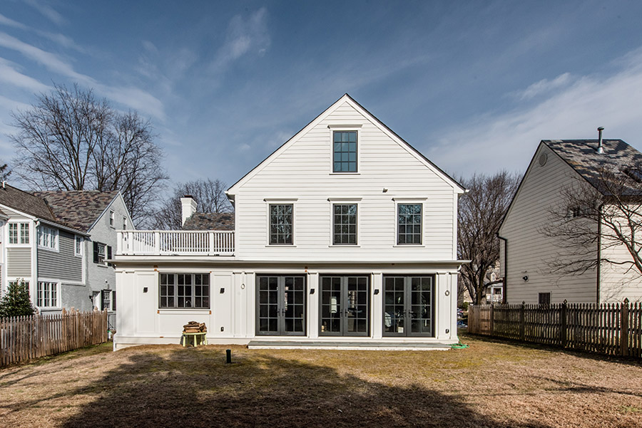 FineCraft Contractors Completes Whole House Remodel for Family in Washington, DC