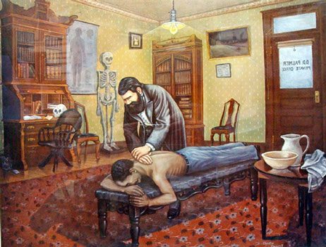 Our Healing Tradition as Chiropractors